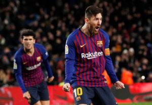 Μπαρτσελόνα – Ρεάλ Μαδρίτης: Έτοιμος ο Μέσι για το κλάσικο στο Κύπελλο Ισπανίας! [pic]