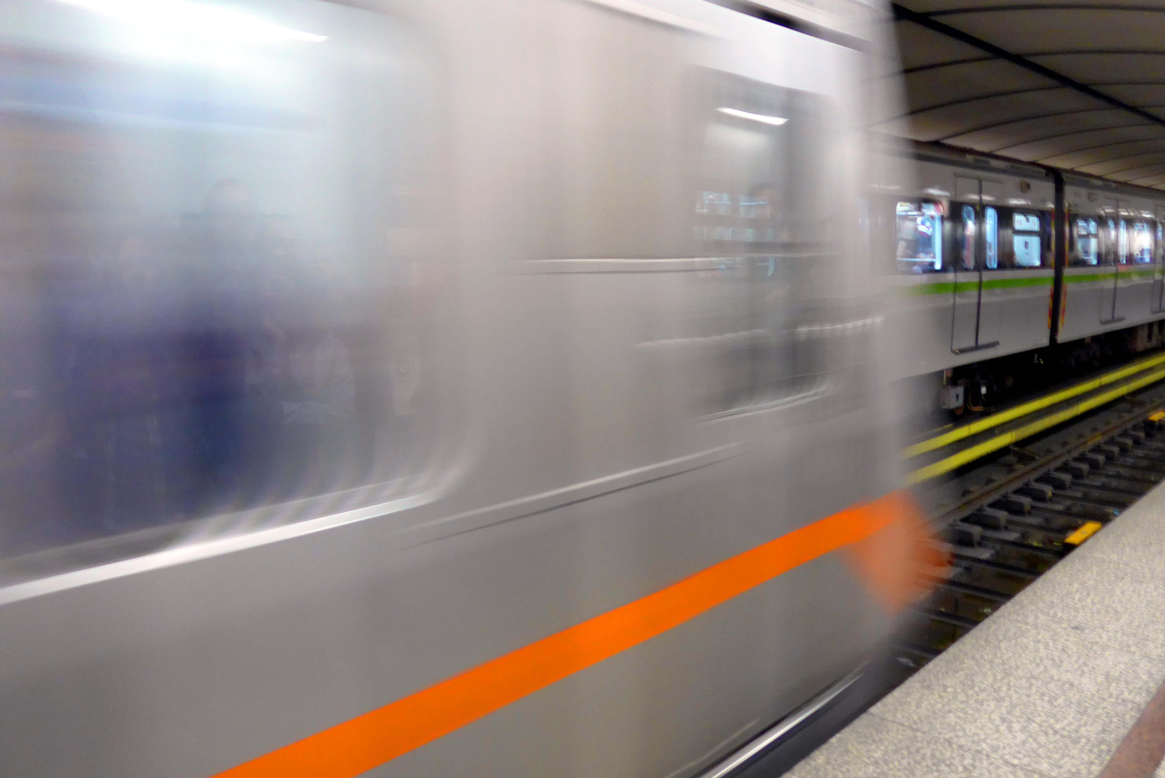 Έπεσε άνδρας στις γραμμές του μετρό στους Αμπελόκηπους!