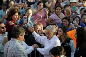 Μεξικό: Στην πατρίδα του «Ελ Τσάπο» ο πρόεδρος της χώρας