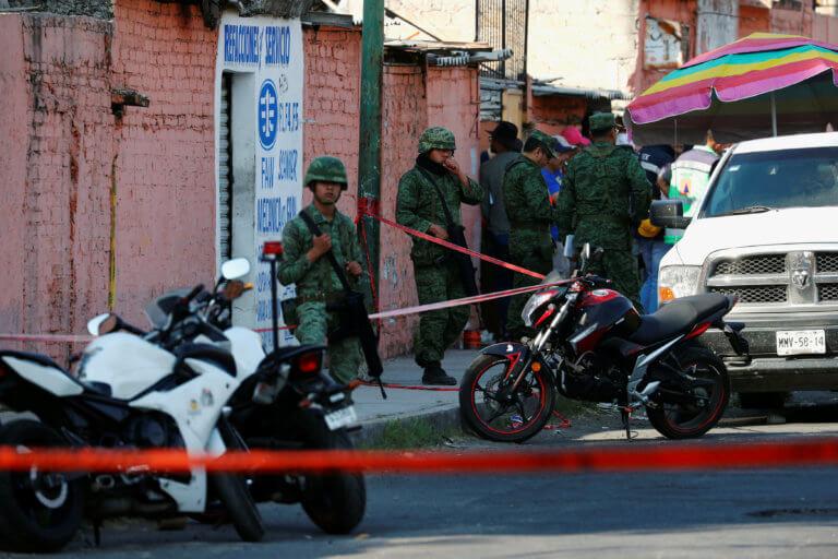 Μεξικό: Εκτέλεση δημοσιογράφου μέσα σε εστιατόριο | Newsit.gr