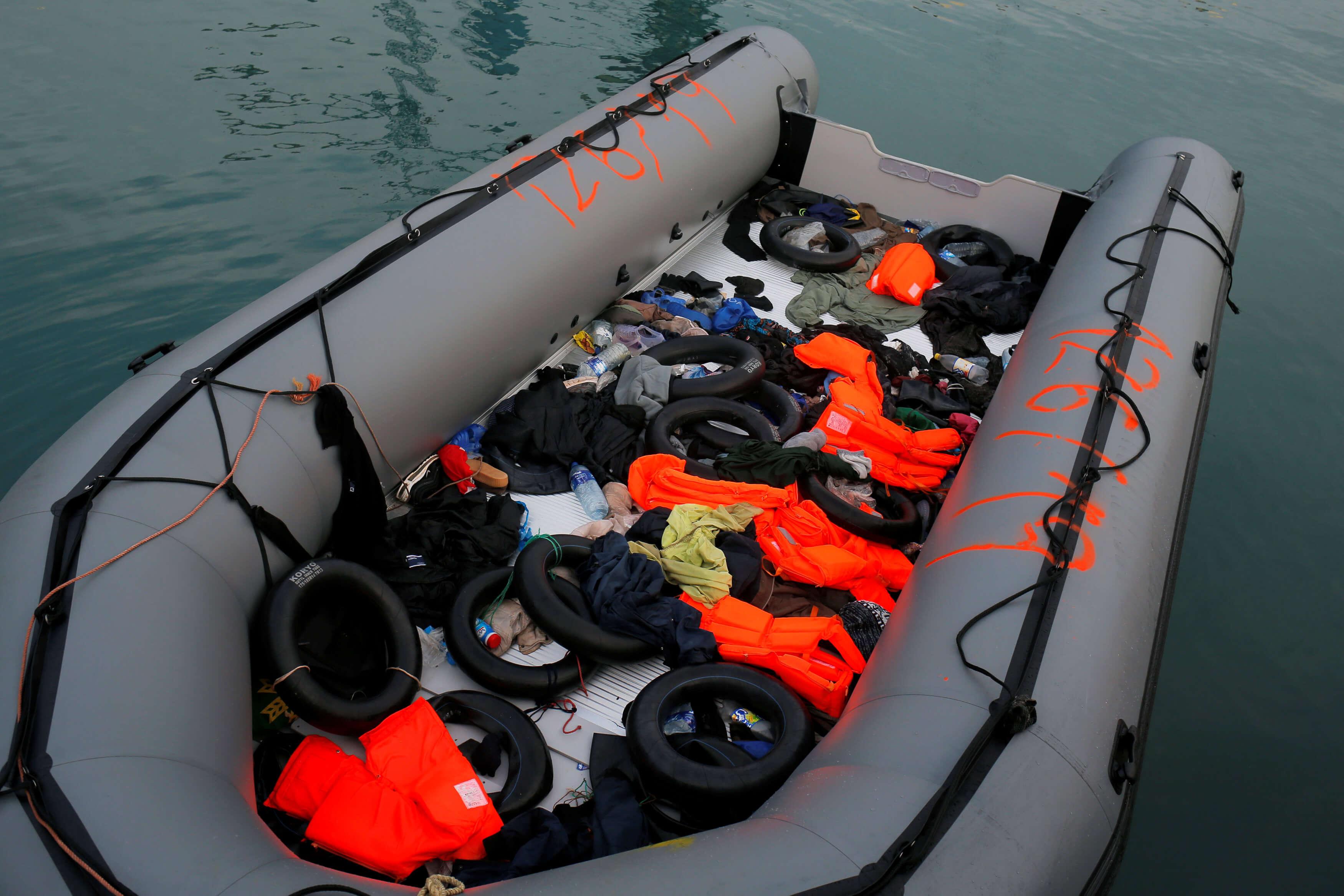 41 άνθρωποι αγνοούνται μετά από ναυάγιο στη κεντρική Μεσόγειο