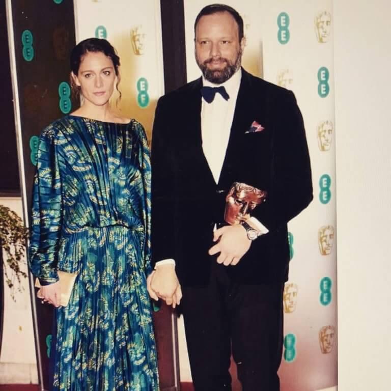 Ariane Labed: Η πανέμορφη σύζυγος του Γιώργου Λάνθιμου φόρεσε στα BAFTA, ελληνική δημιουργία!