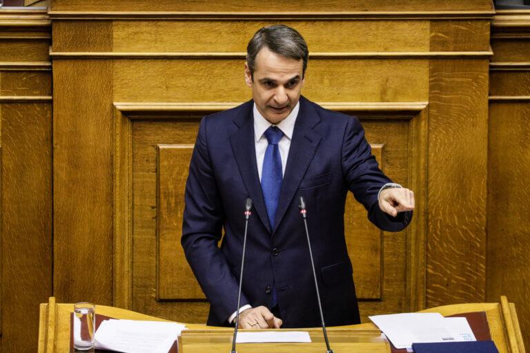 Μητσοτάκης: Δεν θα πω ποτέ εγώ «καλωσορίζω τον Μακεδόνα πρωθυπουργό στη χώρα» | Newsit.gr