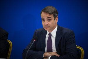 Μητσοτάκης: «Πυρά» στην κυβέρνηση για τις προσλήψεις στο Δημόσιο