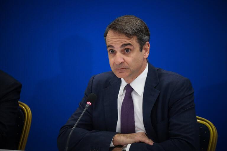 """Μητσοτάκης: """"Πυρά"""" στην κυβέρνηση για τις προσλήψεις στο Δημόσιο"""
