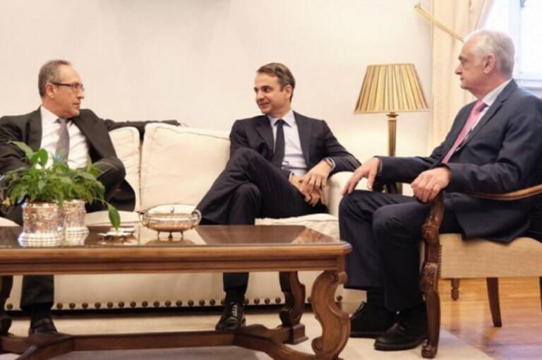 Υποψήφιοι με τη ΝΔ τα στελέχη της Δράσης Αβραντίνης και Αϊβαλιώτης | Newsit.gr