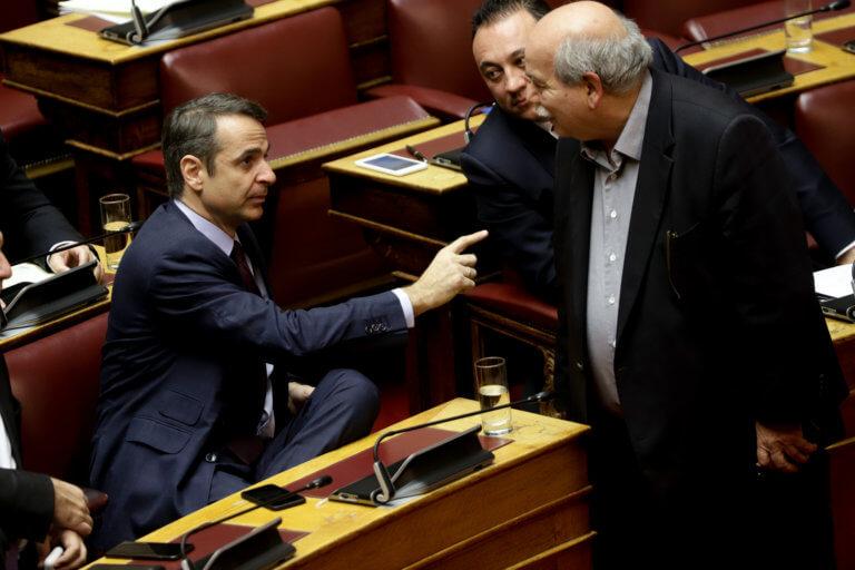 Έσχατη επιλογή για τη ΝΔ η πρόταση μομφής κατά Βούτση | Newsit.gr