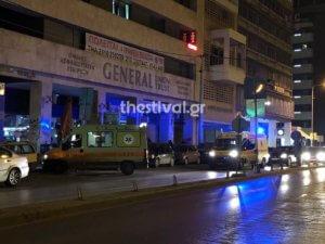 Θεσσαλονίκη: Πυροβολισμοί στη Μοναστηρίου – Τρεις τραυματίες – Άφαντοι οι ληστές