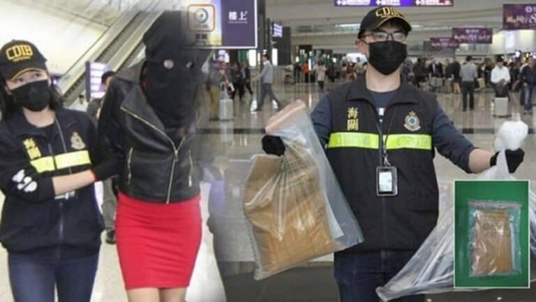 Το μοντέλο που κατηγορείται για ναρκωτικά στο Χονγκ Κόνγκ λύνει τη σιωπή του   Newsit.gr