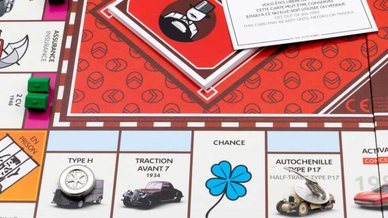 Η Citroën έφτιαξε τη δική της… Monopoly!