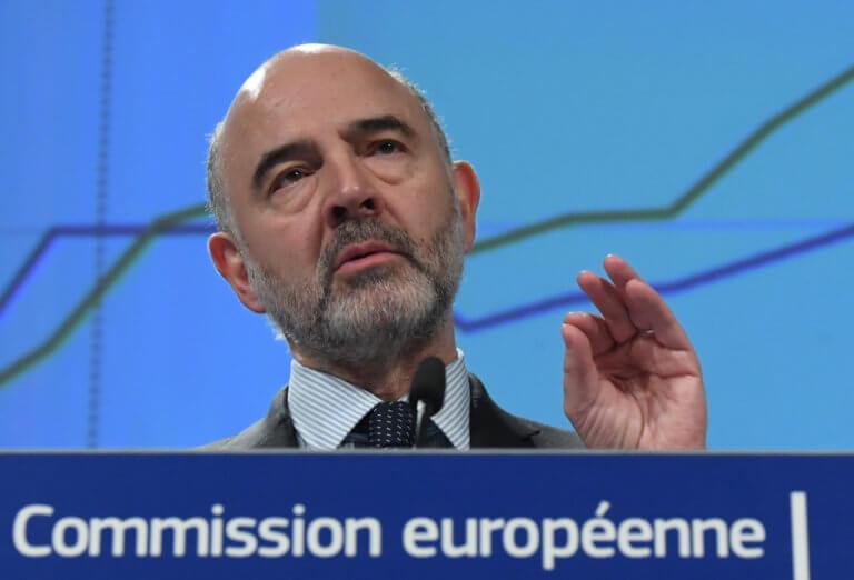 Μοσκοβισί: Η ευρωπαϊκή ιδέα βρίσκεται σε κίνδυνο