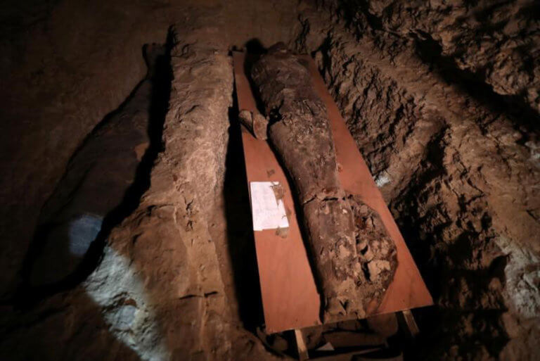 Δέος! Ανακαλύφθηκαν μούμιες άνω των 2.000 ετών | Newsit.gr