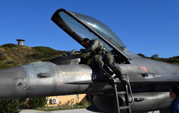 Κατηγορηματικός ο νέος Α/ΓΕΑ: «Η αδιαφορία κι ο εφησυχασμός δεν συνδέονται με την Πολεμική Αεροπορία» | Newsit.gr