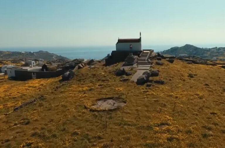 Μύκονος: Εκπλήξεις και εικόνες μαγικές – Το νησί των ανέμων ετοιμάζεται για το καλοκαίρι – video | Newsit.gr