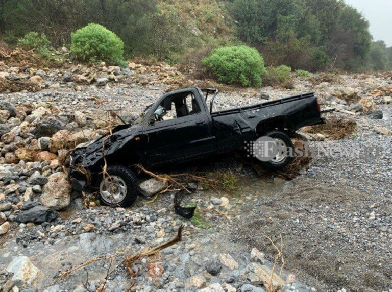 Κρήτη: Νεκρός βρέθηκε ο 61χρονος στα Χανιά που είχε παρασυρθεί από τον χείμαρρο! | Newsit.gr