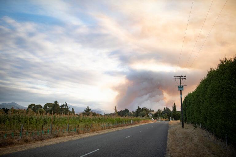 Θα καίει για εβδομάδες η φωτιά στη Νέα Ζηλανδία