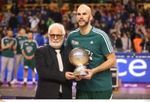 Παναθηναϊκός: MVP στον τελικό ο Καλάθης!