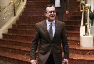 Πάτρα: Υποψήφιος δήμαρχος ο Νίκος Νικολόπουλος – Ανέβηκε στο βήμα και ο γιος του βουλευτή!