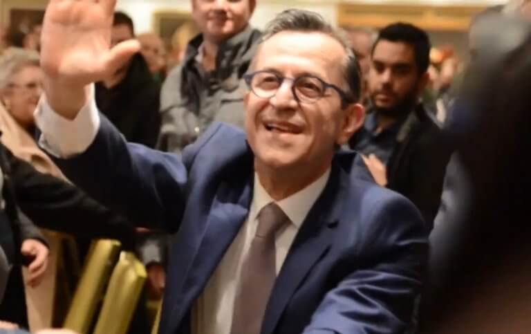 Νίκος Νικολόπουλος: «Με το κόμμα των Πατρινών. Ούτε δεξιά. Ούτε αριστερά. Μόνο μπροστά»! video | Newsit.gr