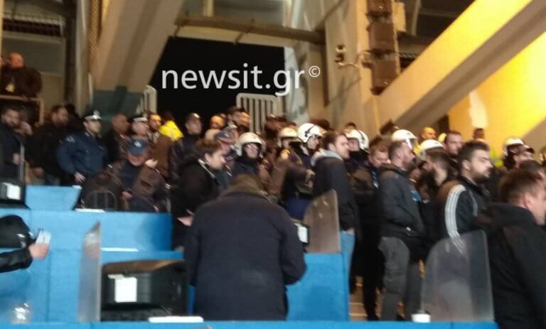 ΑΕΚ – ΠΑΟΚ: Επεισόδια στο ΟΑΚΑ μετά το ματς! – videos   Newsit.gr
