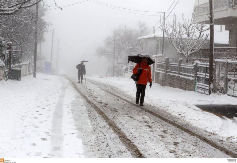 """Καιρός: Η """"Ωκεανίς"""" παίζει με τα νεύρα μας – Πού θα ξεσπάσει ο χιονιάς – Τι προβλέπει ο Γ. Καλλιάνος"""