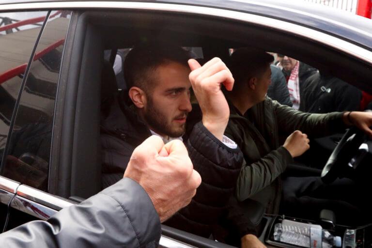 Ολυμπιακός: «Ντόπαρε» τους παίκτες ο κόσμος ενόψει ΠΑΟΚ! [pics] | Newsit.gr