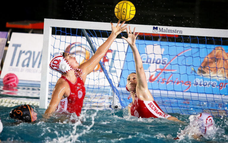 Σαρωτικός ο Ολυμπιακός! Προκρίθηκε στον τελικό του Κυπέλλου πόλο | Newsit.gr