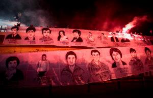 Ολυμπιακός: Τίμησαν τη μνήμη των θυμάτων της Θύρας 7 οι «ερυθρόλευκοι»! [pics]