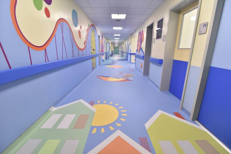 Ακόμη ένα έργο από τον ΟΠΑΠ στο παιδιατρικό νοσοκομείο «Παναγιώτης και Αγλαΐα Κυριακού» | Newsit.gr