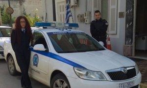 Νεμέα: Αστυνομικός «βούτηξε» στις φλόγες και έσωσε 63χρονο