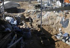Δύο Παλαιστίνιοι νεκροί από ασφυξία μέσα σε σήραγγα