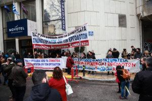 ΚΚΕ: Εργοδοτική τρομοκρατία και οπλοφόροι μπράβοι στο Συνέδριο της ΟΙΥΕ