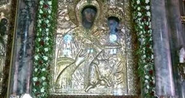 Φοβερό σύγχρονο θαύμα της Παναγίας «Αγία Σιών» σε Τουρκόπουλο!