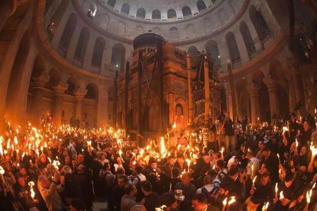 Συγκλονιστικό θαύμα στον Πανάγιο Τάφο: Το χειρουργείο των αγγέλων