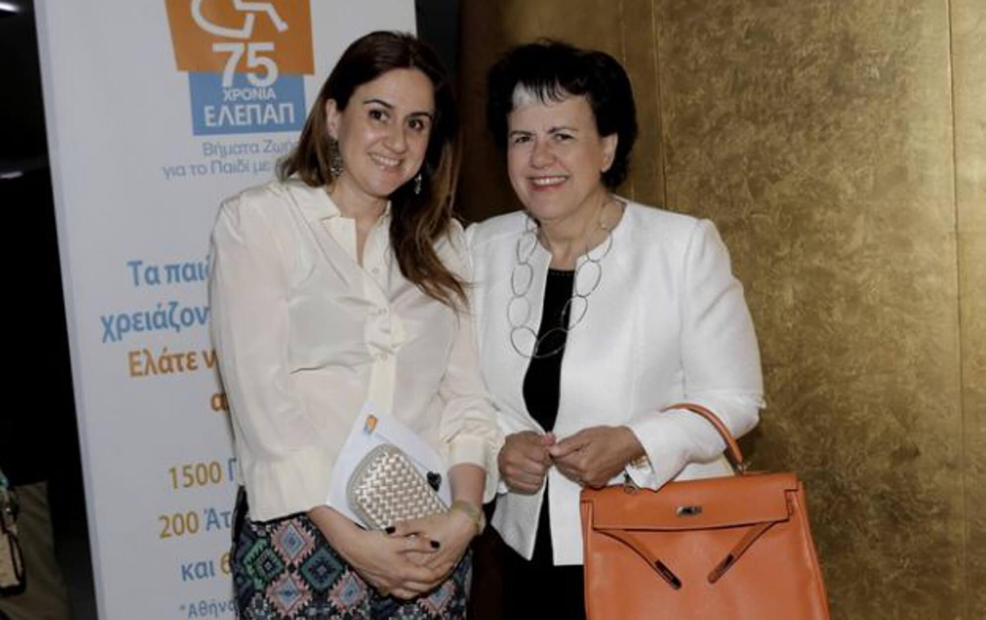Στο ευρωψηφοδέλτιο της ΝΔ η κόρη της Άννας Παναγιωταρέα