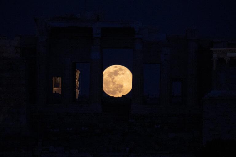 Πανσέληνος Σεπτεμβρίου: Παρασκευή και 13 με γρουσούζικο φεγγάρι