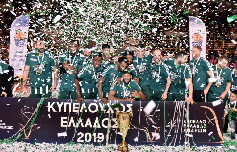 """ΠΑΟΚ – Παναθηναϊκός: """"Αυτοκράτορας"""" στο Κύπελλο Ελλάδας! Ήταν… παλικάρι ο """"δικέφαλος του Βορρά"""""""
