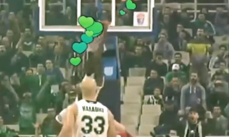 Ο Παναθηναϊκός πίκαρε και πάλι τον Ολυμπιακό! Το βίντεο για του… Αγίου Βαλεντίνου