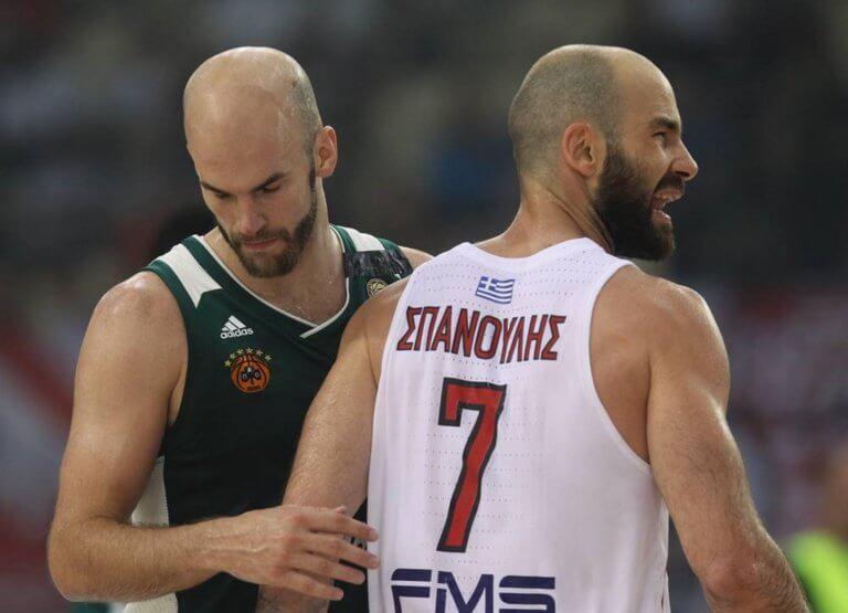 Παναθηναϊκός – Ολυμπιακός για 5η φορά σε ημιτελικό Κυπέλλου   Newsit.gr