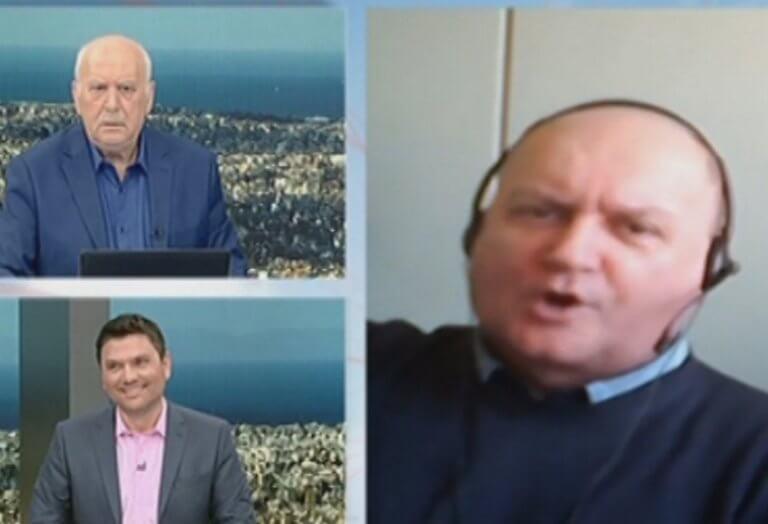 Πάτρα: «Κούφανε» τον Γιώργο Παπαδάκη – Ξεπέρασε τον εαυτό του σε απευθείας μετάδοση – video | Newsit.gr