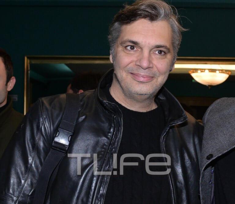 Άλκης Κούρκουλος: Με ποια πρώην σύντροφό του επίσης ηθοποιό, πόζαρε στο φωτογραφικό φακό; [pics] | Newsit.gr