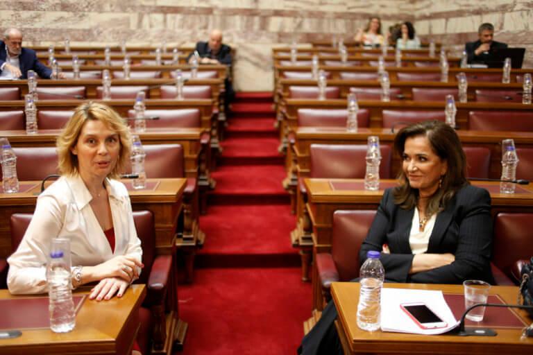 Στήριξη Παπακώστα σε Μπακογιάννη για τη θέση του Γ.Γ στο Συμβούλιο της Ευρώπης