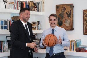 Υποψήφιος βουλευτής με τη Νέα Δημοκρατία ο Δημήτρης Παπανικολάου