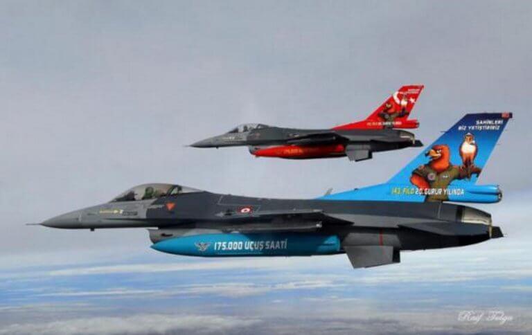 """Ο ΥΕΘΑ Αποστολάκης μιλούσε με τον Τούρκο πρέσβη και… τα τουρκικά F-16 """"οργίαζαν"""" στο Αιγαίο!"""