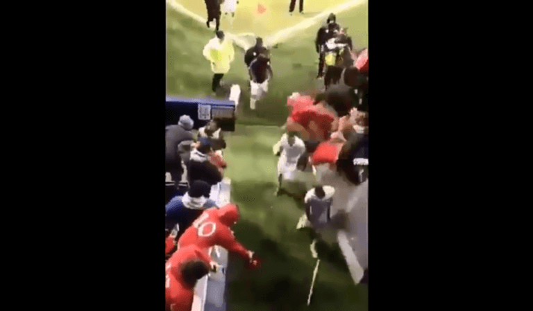 Κιγκλίδωμα έπεσε πάνω στον Φελίπε Πάρντο! Τραυματίστηκε ο πρώην παίκτης του Ολυμπιακού – video   Newsit.gr