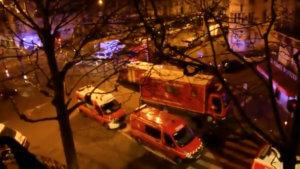Τραγωδία στο Παρίσι: Επτά νεκροί από φωτιά σε πολυκατοικία