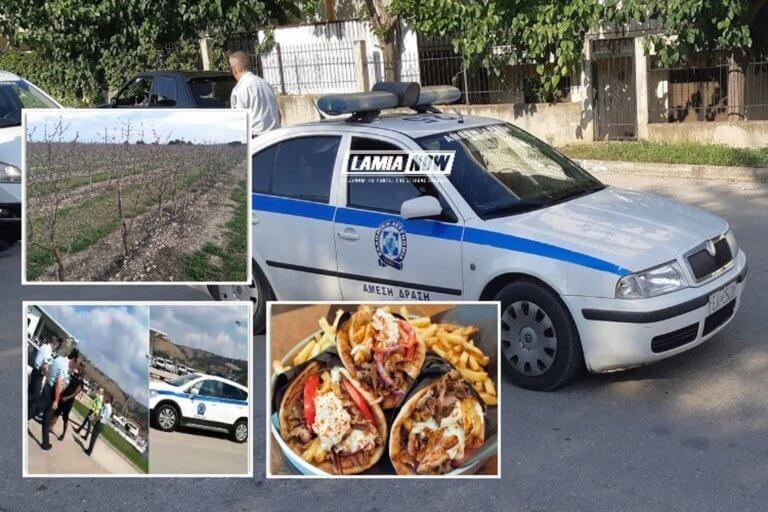 Στυλίδα: Οι κλέφτες πήγαν μετά για σουβλάκια αλλά… δεν πρόλαβαν να χωνέψουν | Newsit.gr