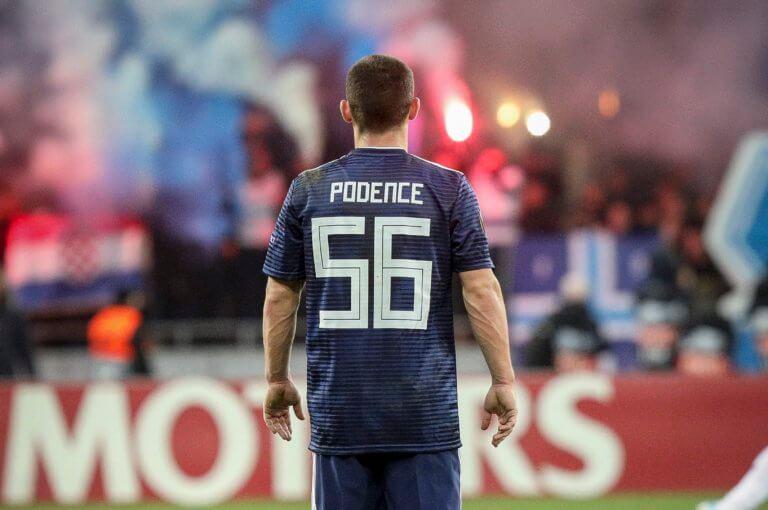 Ολυμπιακός: Έξαλλος ο Ποντένσε! Έσπασε πόρτα στα αποδυτήρια [pic]