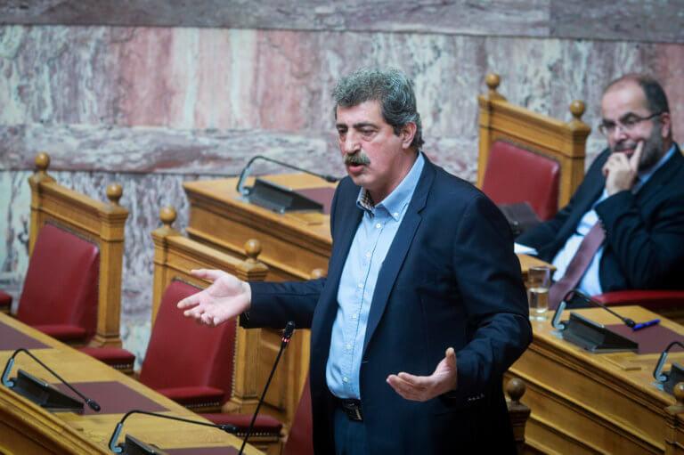 Πολάκης: Έχω κόψει το τσιγάρο τρεις φορές – Θα το κόψω ξανά – Έχω στρες!   Newsit.gr