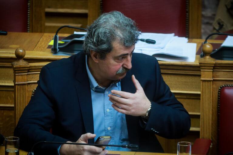 Πολάκης στην Βουλή: Τσαμπουκάδες, «είσαι σαχλαμάρας» και πολύς Στουρνάρας [video]